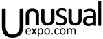 Unusual Exhibitions Logo
